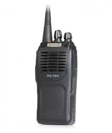 海能达HyteraTC-700全功能专业手持对讲机