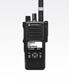 MOTOTRBO 对讲机GP338D LKP 手持对讲机