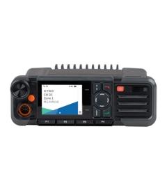鞍山HM780新一代PDT专业数字车载终端